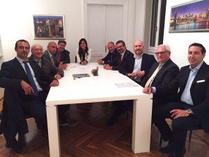 Nascita dell'Associazione Calabresi Veneto