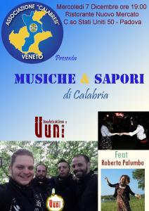 Musiche e Sapori di Calabria